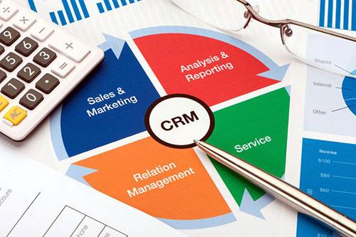 سُیستم مدیریت ارتباط با شتری (CRM)