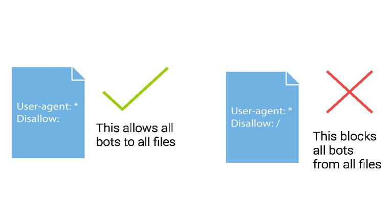 فایل robots.txt و اهمیت آن