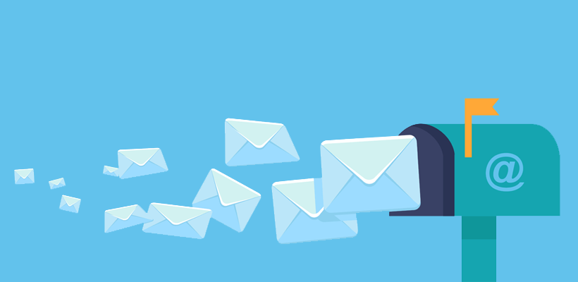 ساخت فرم ثبت ایمیل