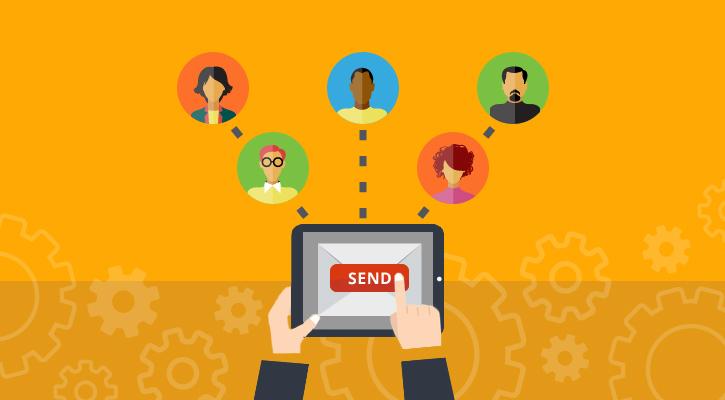 گام اول ارسال ایمیل های خودکار automation